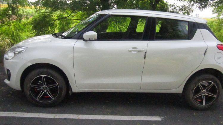 Maruti Suzuki Swift lxi