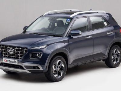 Hyundai Venue SX 1.0 Turbo