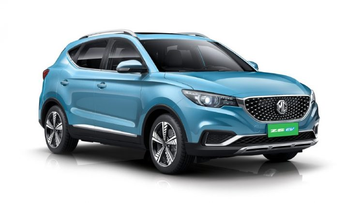 MG ZS Electrical