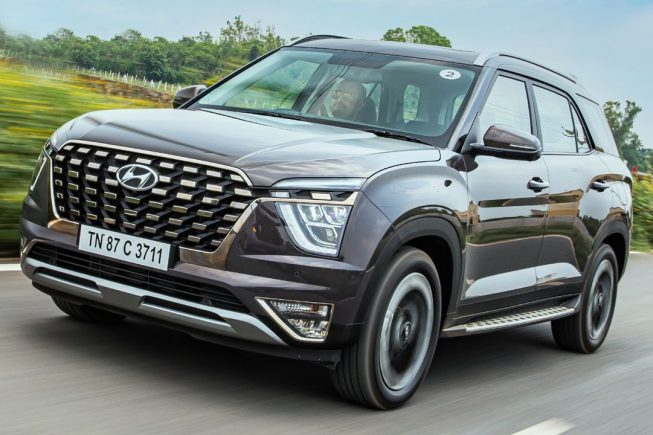 Hyundai Alcazar Best Feature Loaded SUV Expert Review ;