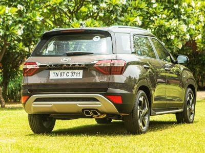 Hyundai Alcazar Get 11000 Booking In First Month ;