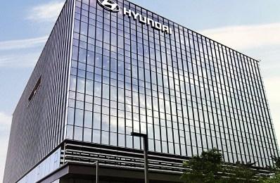 Hyundai Inaugurates New Headquarter In Gurugram India ;
