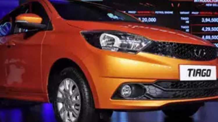 Tata Tiago NRG launch on 4 August 2021 ;