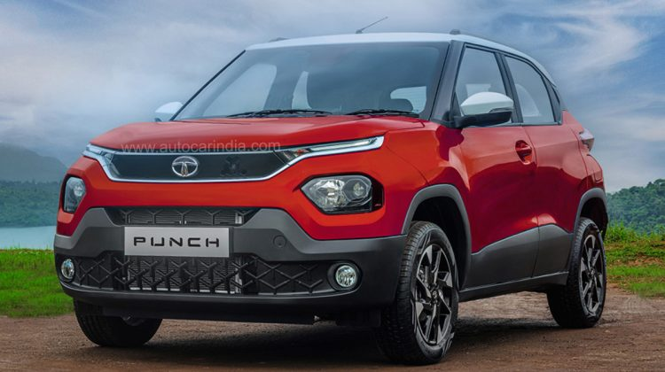 Tata Launch SUV Tata Punch