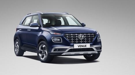 Hyundai Venue SX (O) 1.5 CRDi Dual Tone