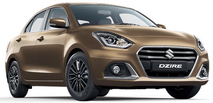 Maruti Suzuki Dzire ZXi Plus