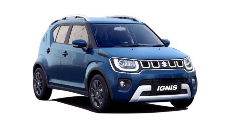 Maruti Suzuki Ignis Alpha 1.2 AMT Dual Tone