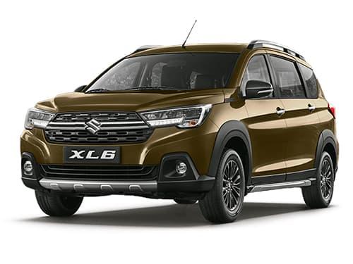Maruti Suzuki XL6 Alpha MT Petrol