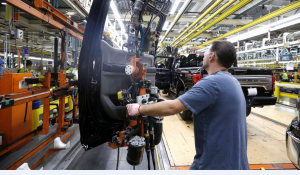 ford shut down plant