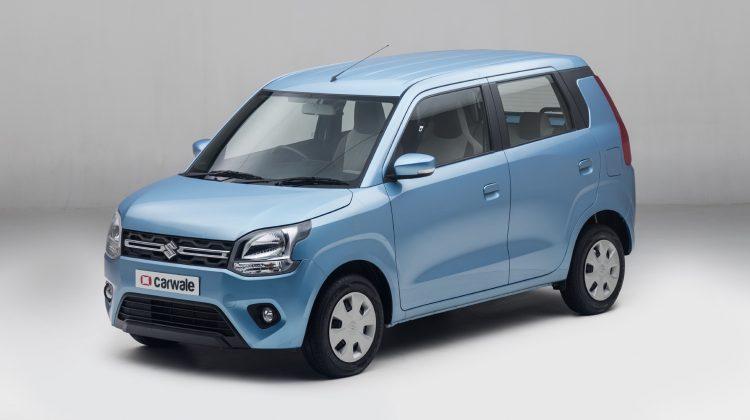 Maruti Suzuki Wagon R LXi (O) 1.0 CNG